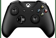 MICROSOFT Xbox Wireless, Controller, Schwarz