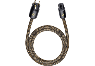 OEHLBACH XXL Powercord Netzkabel, Sepia