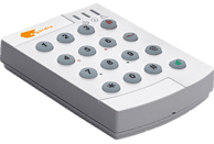 EGARDIA Smarthome 01 Alarmanlagen Starter Kit, Weiß