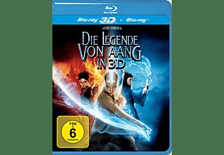 Die Legende von Aang (Blu-ray 3D) [Blu-ray 3D]