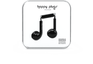 HAPPY PLUGS Earbud Plus - Svart