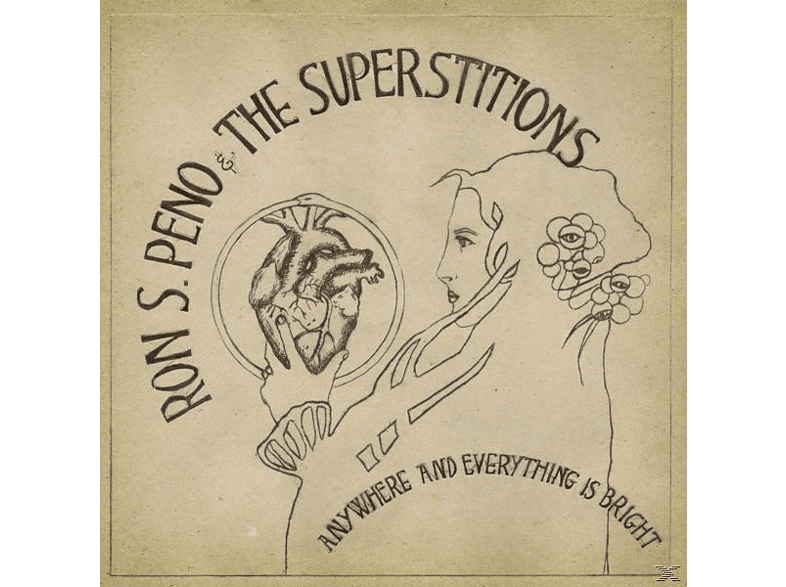 Ron S.& The Superstitions Peno - Anywhere And Everything Is Bright [Vinyl]