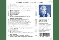 Doris Soffel, Bengt-ake Lundin, Axel Bauni - Doris Soffel Sings Lieder [CD]