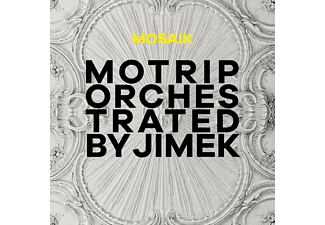 Motrip - Mosaik-Orchestrated By Jimek   - (CD)