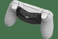 PIRANHA 397014 für PS4 Controller Zusatz akku für 20 Stunden Spielzeit, Schwarz