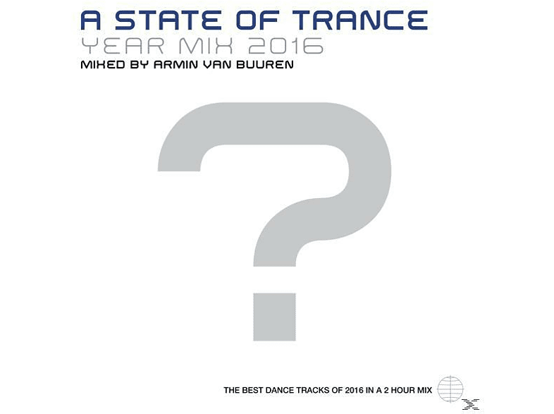 VARIOUS - A State Of Trance Yearmix 2016 [CD]