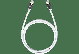 OEHLBACH HI Stream Netzwerkkabel, Weiß