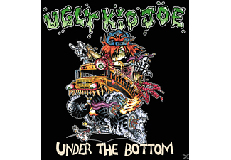Ugly Kid Joe, Richards/Crane - Under the Bottom/Black & White (Ltd.7inch/Split)  - (Vinyl)