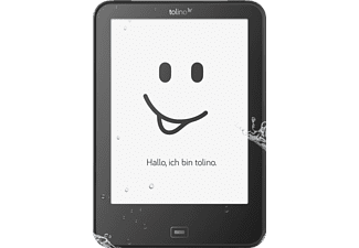 TOLINO vision 4 HD  8 GB eBook Reader Schwarz