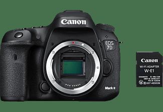 CANON EOS 7D Mark II Gehäuse + Wi-Fi Adapter W-E1