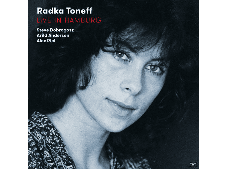 Radka Toneff - Live In Hamburg (VINYL)-Original Master [Vinyl]