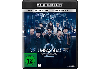 Die Unfassbaren 2 - Now You See Me 4K Ultra HD Blu-ray + Blu-ray