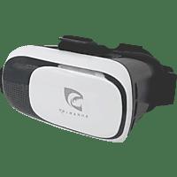 """PIRANHA 397371 VR-Brille für Android Smartphones und Iphones 4""""-6"""" VR-Brille"""
