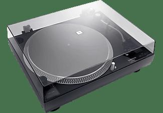 LENCO L-400 Plattenspieler Schwarz