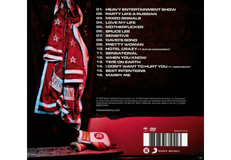 Robbie Williams - Heavy Entertainment Show (Special Edition)  - (CD + DVD Video)