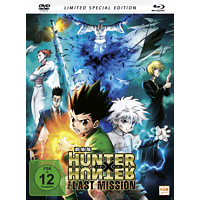 Hunter X Hunter-The Last Mission-Special Edition [Blu-ray + DVD]