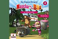 Mascha Und Der Bär - 002/Das Mascha-Speziale - (CD)