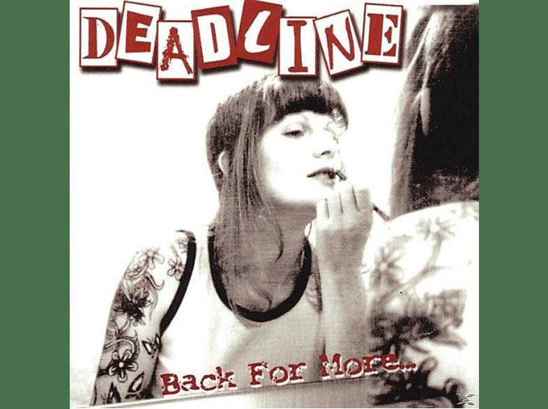 Deadline - BACK FOR MORE [CD]