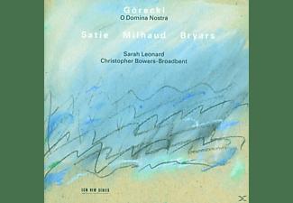 Leonhard/Bowers-Broadbent - O Domina Nostra  - (CD)