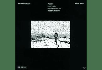 JAMES / HOLLIGER / SCHMID / SCHMIED, Heinz Holliger - Beiseit/alb chehr  - (CD)