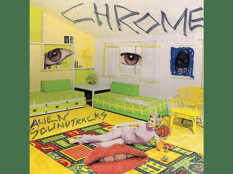 Chrome - ALIEN SOUNDTRACKS [Vinyl]