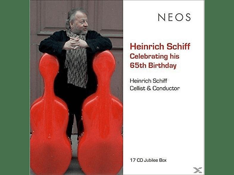 VARIOUS - Box Heinrich Schiff [CD]