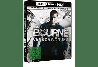 Die Bourne Verschwörung  4K Ultra HD Blu-ray + Blu-ray