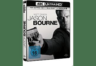 Jason Bourne 4K Ultra HD Blu-ray + Blu-ray