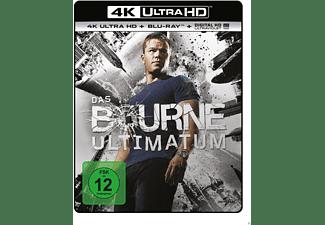 Das Bourne Ultimatum 4K Ultra HD Blu-ray + Blu-ray