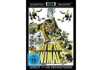 Day of the Animals DVD