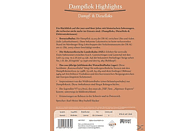 Dampflok Highlights - Dampf- & Dieselloks [DVD]