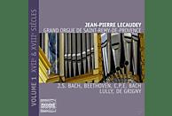 Jean-pierre Lecaudey - F 17th & 18th Centuries [CD]