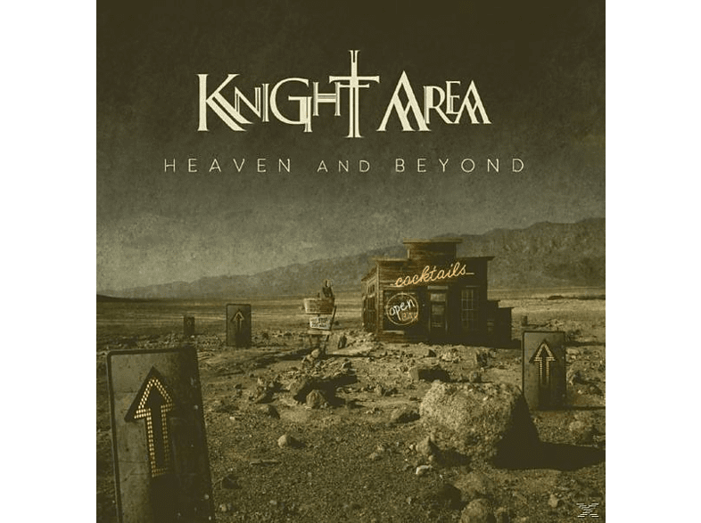 Knight Area - Heaven And Beyond [CD]