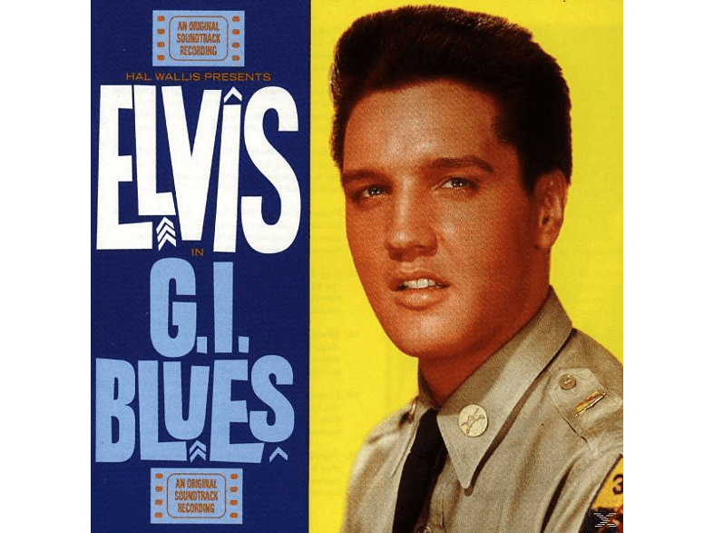 Elvis Presley - G.I.BLUES (REMASTERED) [Vinyl]