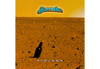 Borracho - Atacama (Coloured Vinyl) - (Vinyl)