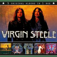 Virgin Steele - VIRGIN STEELE (5 Original Albums In 1 Box) [CD]