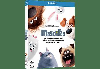 Mascotas - Blu-ray