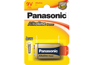 PANASONIC BATTERIES 6LR61APB/1BP