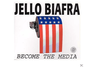 Jello Biafra - Become The Media - (CD)