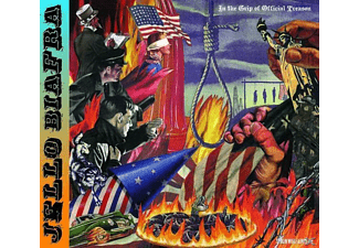 Jello Biafra - In The Grip Of Official Treason  - (CD)