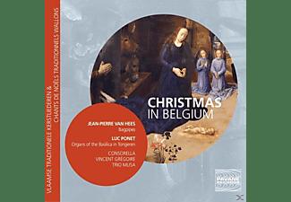 Pavane Adw7583 - Weihnachten in Belgien  - (CD)