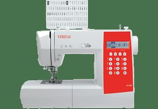 VERITAS 71012 Alina Computernähmaschine (70 Watt, 10 vollautomatische Knopflöcher)
