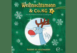 Weihnachtsmann & Co.KG - 002 - RUDOLPH IST VERSCHWUNDEN  - (CD)