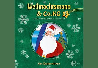 Weihnachtsmann & Co.KG - 006 - DAS ZAUBERSCHWERT  - (CD)