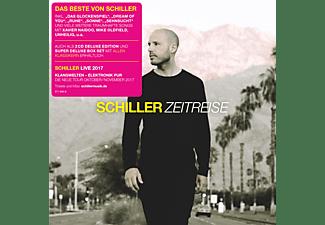 Schiller - Zeitreise – Das Beste von Schiller  - (CD)