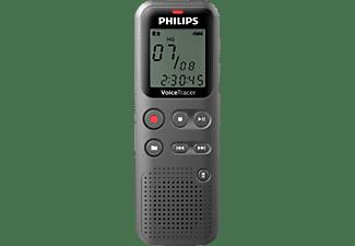 PHILIPS DVT 1110 Diktiergerät, Grau