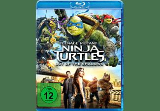 Teenage Mutant Ninja Turtles - out of the Shadows Blu-ray