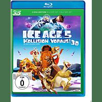 Ice Age 5 - Kollision voraus! [3D Blu-ray (+2D)]