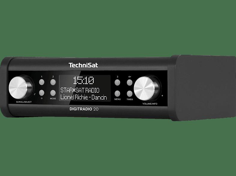 TECHNISAT DIGITRADIO 20, Digitalradio