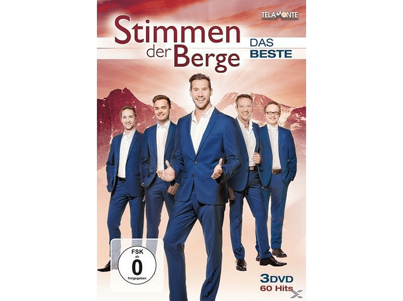 Stimmen Der Berge - Das Beste [DVD]